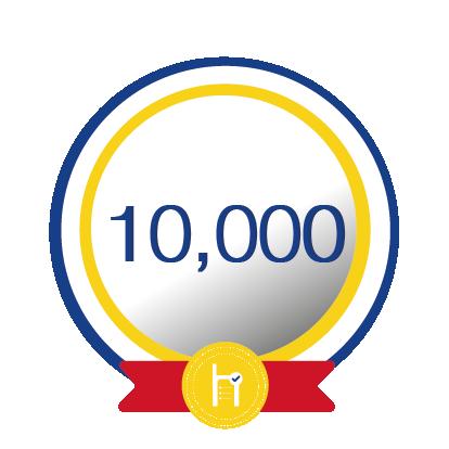 10,000 facturas